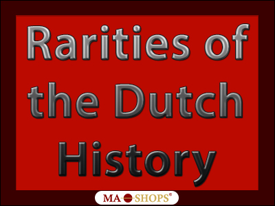 Silver Rider and 3 Gulden – Rarities of the Dutch History