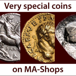 Ancient coins on MA-Shops: Kingdom Lydia – Croesus
