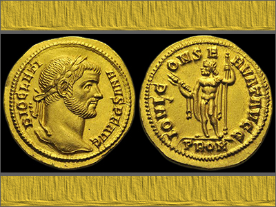 Rare Aureus sold on MA-Shops! 33,375.00 US$