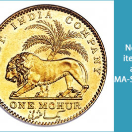 MA-Shops, The Collector Online Mall for selling and buying coins