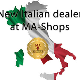New Italian Shop from Roma