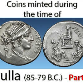 MA-Shops: Sulla and Venus. A new coin tradition. Part 2