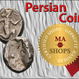 Persian Coins on MA-Shops