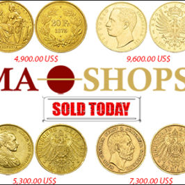 MA-SHOPS: SOLD TODAY