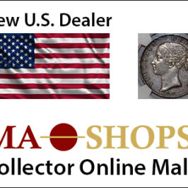 New well-known U.S. Dealer on MA-Shops