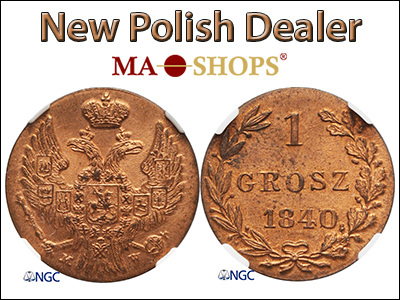 New Polish Dealer selling on MA-Shops