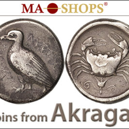 MA-Shops: Coins from Akragas