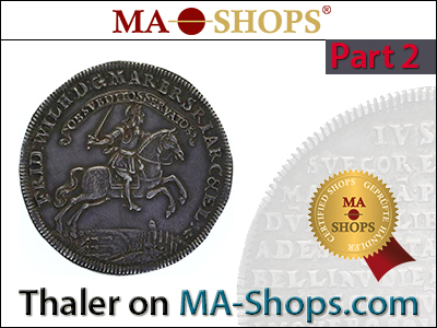 Thaler on MA-Shops – Part 2