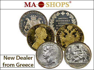 New Dealer from Greece