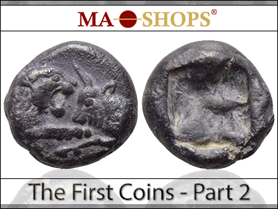 MA-Shops: The First Coins – Part 2