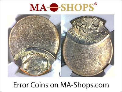 MA-Shops: Error Coins