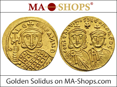 Golden Solidus on MA-Shops