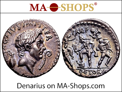 Denarii on MA-Shops
