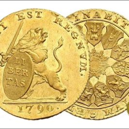Gold of the House of Habsburg 1790