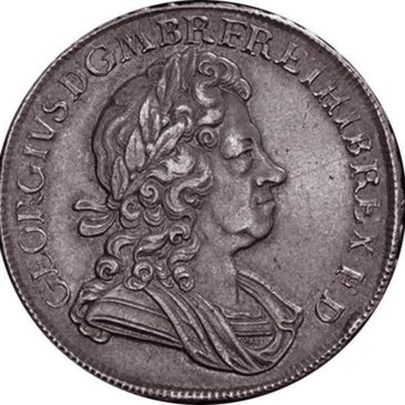 George the I. of Great Britain