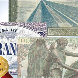 The Iconography on Banknotes