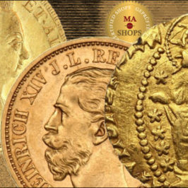 Gold from a Numismatic Perspective