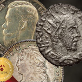 MA-Shops: The History of Coin Collecting