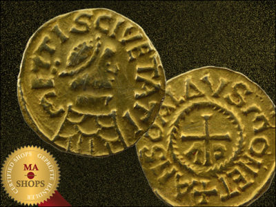Merovingian Coins on MA-Shops