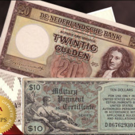 Banknotes for everyone.