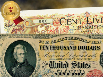Discussing Collecting Banknotes
