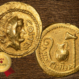 Ancient Gold Coins on MA-Shops