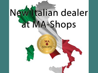 New Italian Shop from Roma