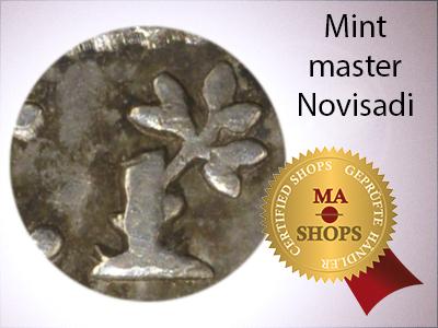 Mint master Carel Christiaan Novisadi