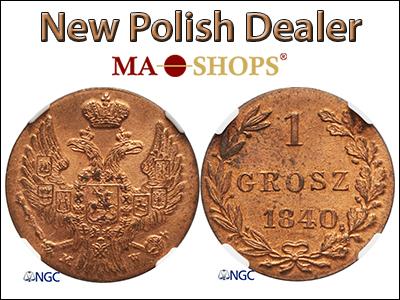 New Polish Dealer selling on MA-Shops