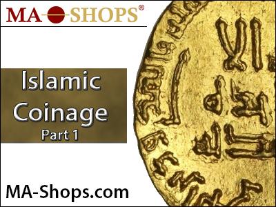 MA-Shops: Islamic Coinage – Part 1