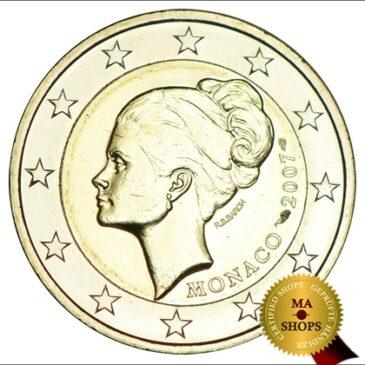 Easteregg – 2 Euro Grace Kelly