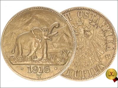 Tabora 1916 German Eastafrica