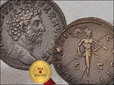 MA-Shops: Mars on Coins