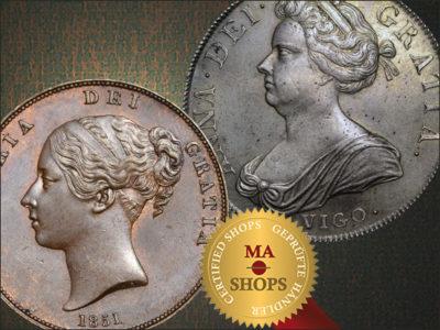 Amazing UK Coins on MA-Shops