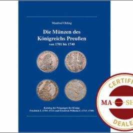 """Book Release """"Die Münzen des Königreichs Preußen 1701 – 1740"""""""